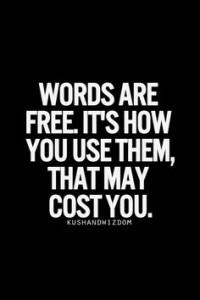 wordscostyou