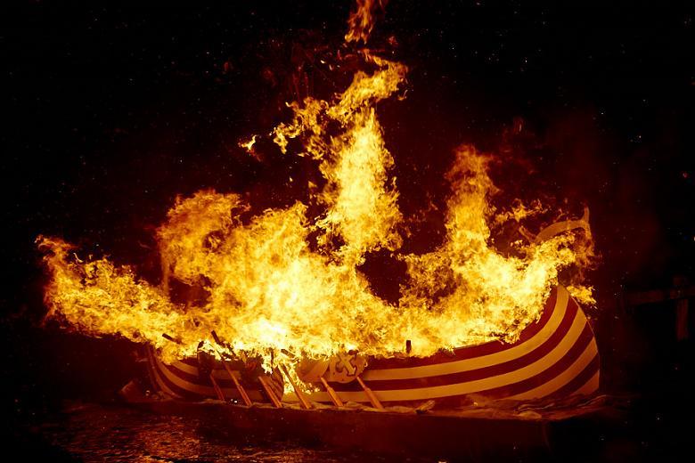 burnboat